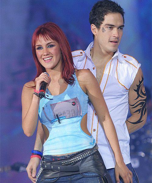 rebelde   RBD no ACA Fest 2005 (17.05.05)
