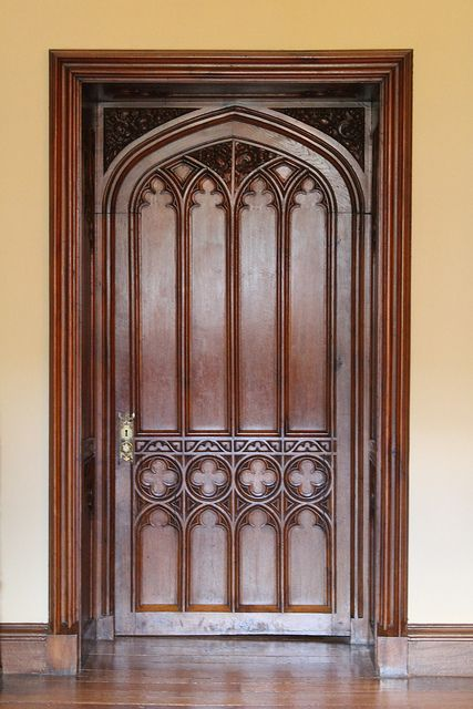 Gothic Style Door Doors Pinterest Gothic Doors And Style