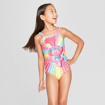 15d7608c3d152 Girls' Poppy One Piece Swimsuit - XS #Poppy, #Girls, #Piece ...