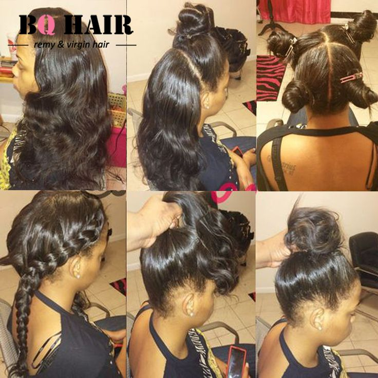 Beauty human hair 360 lace virgin hair