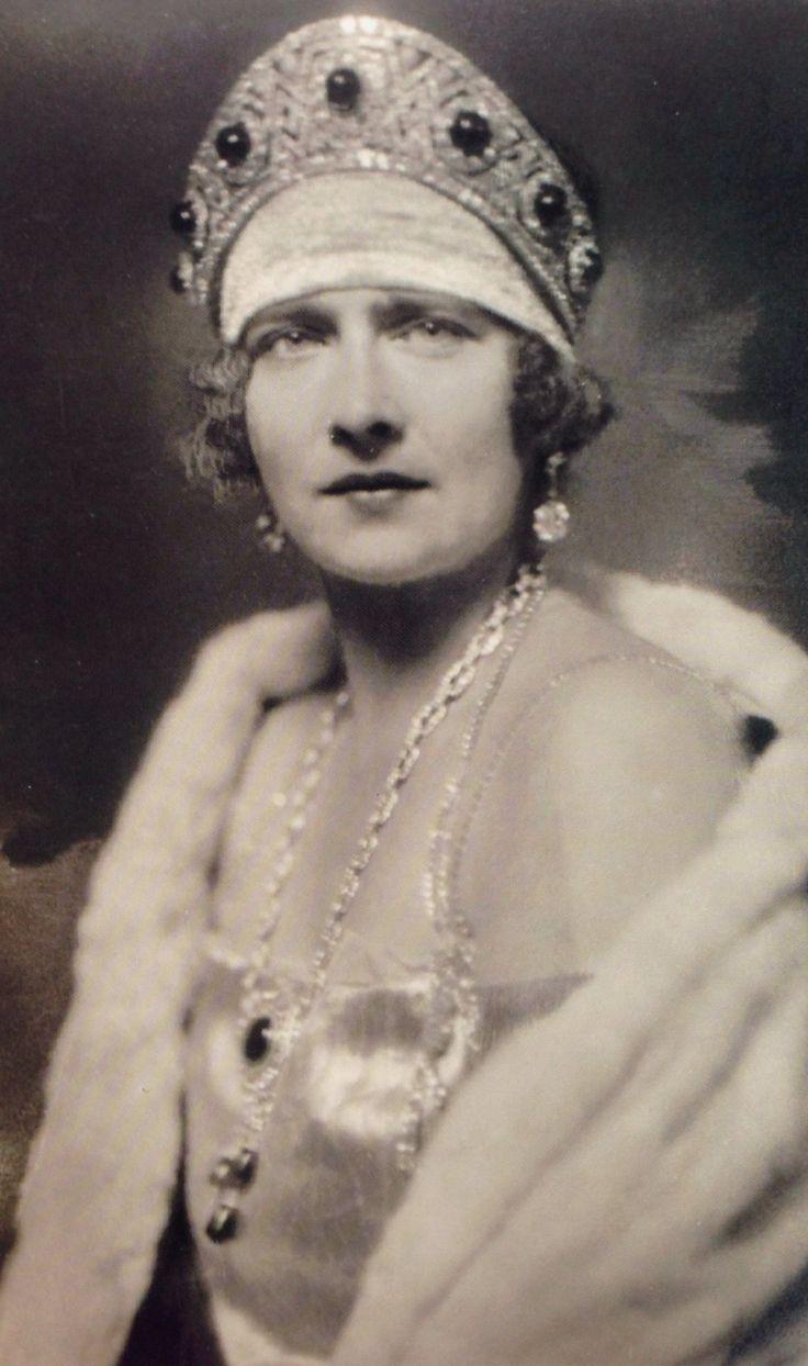 Queen Marie of Serbia (Princess Mignon of Romania)