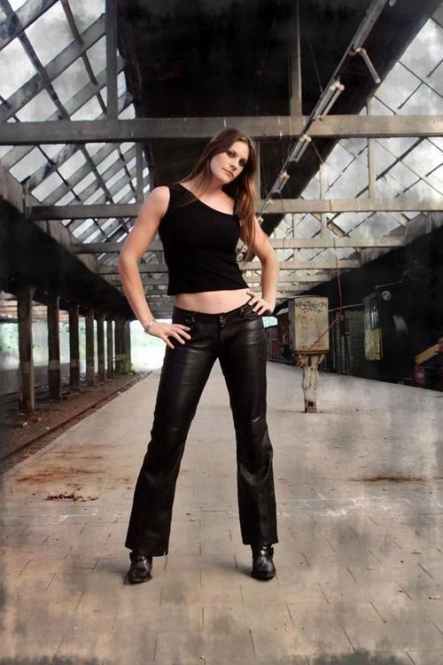 High Quality Floor Jansen / Nightwish