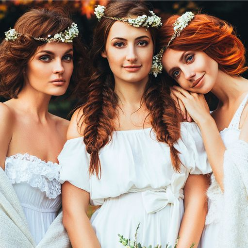 The ultimate 12-week guide to planning your wedding hairstyle