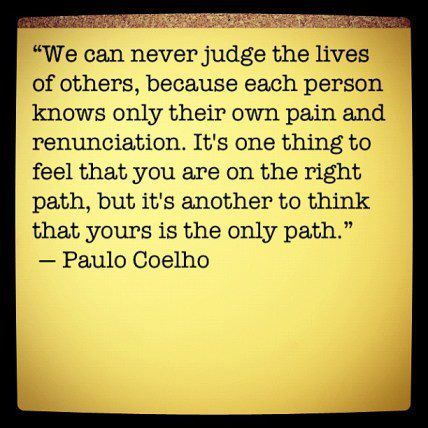 Such meaning. I should read this each day to remind myself and to share this thought, profound. jLL