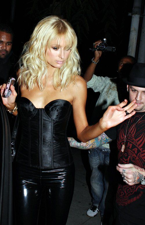 Paris Hilton with Benji Madden | GossipCenter - Entertainment News Leaders