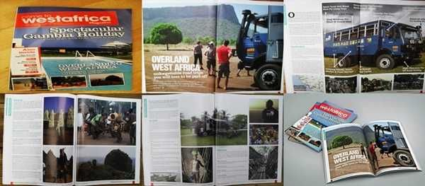 Overlanding West Africa In Come To West Africa Magazine