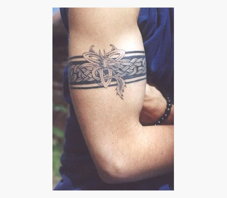 Viking Armband Tattoo Designs: 21 Armband Tattoos For All Download
