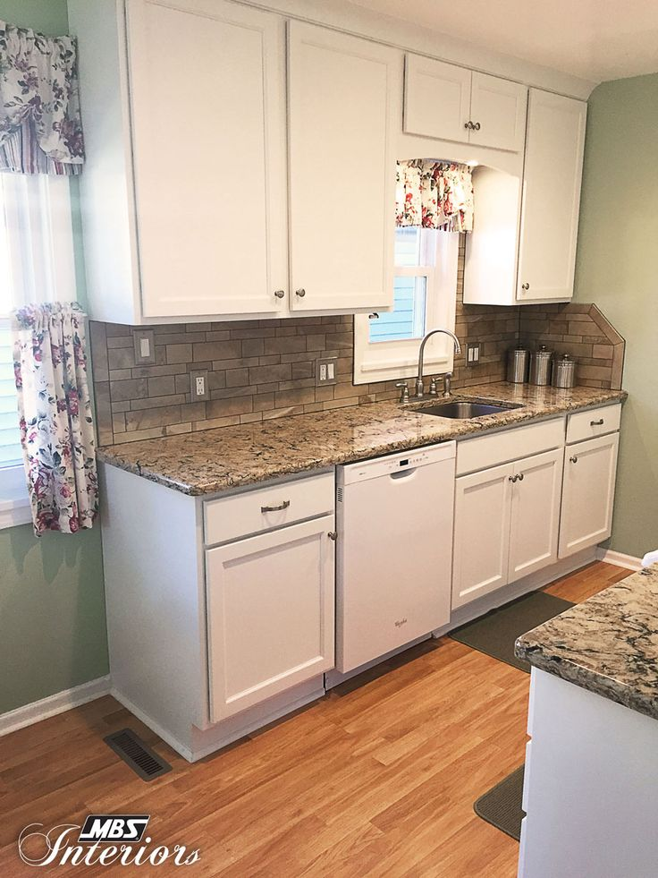 A Small Space Goes A Long Way In This Barberton, Ohio Kitchen Remodel.  Designed
