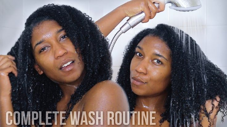 Can Water-Only Washing Maximize Natural Hair Growth?