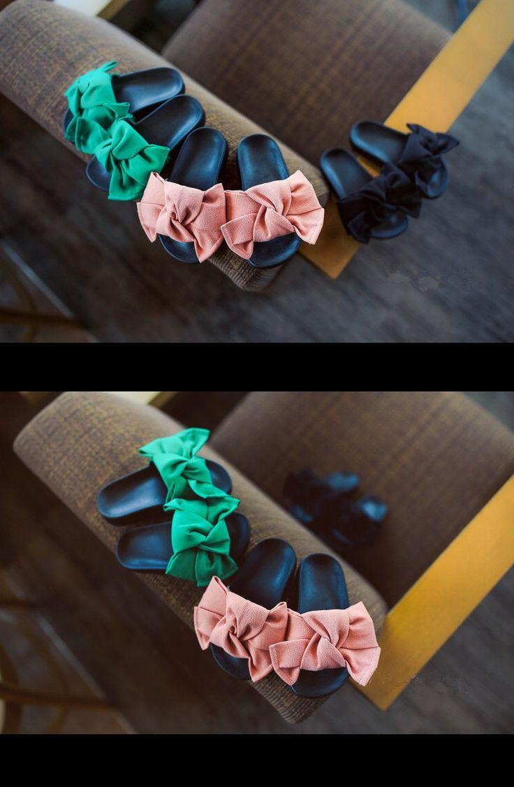 Мама и Девочки Сандалии ~ Китай 21 39 Родители Обувь Лето Лук Принцесса Девушки Тапочки Супер Милые Дети Сандалии квартиры Пляжная Обувь купить на AliExpress