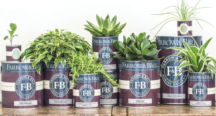 Eco Friendly Paints & Papers | Farrow & Ball