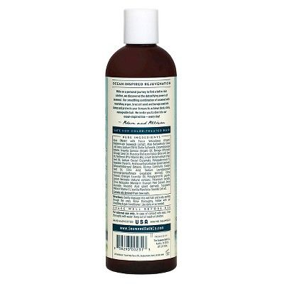 The Seaweed Bath Co. Natural Smoothing Citrus Vanilla Argan Shampoo 12 oz