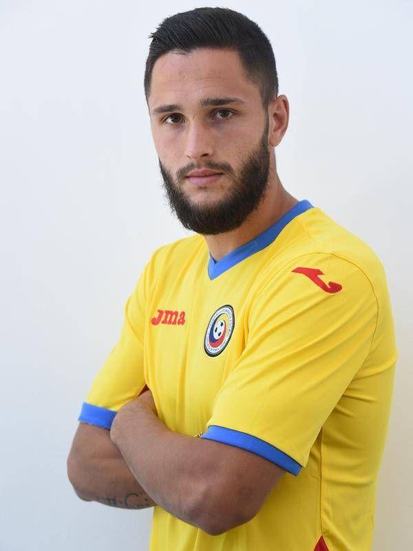 Botosaneanul Florin Andone a debutat la nationala Romaniei, in meciul cu Irlanda de Nord