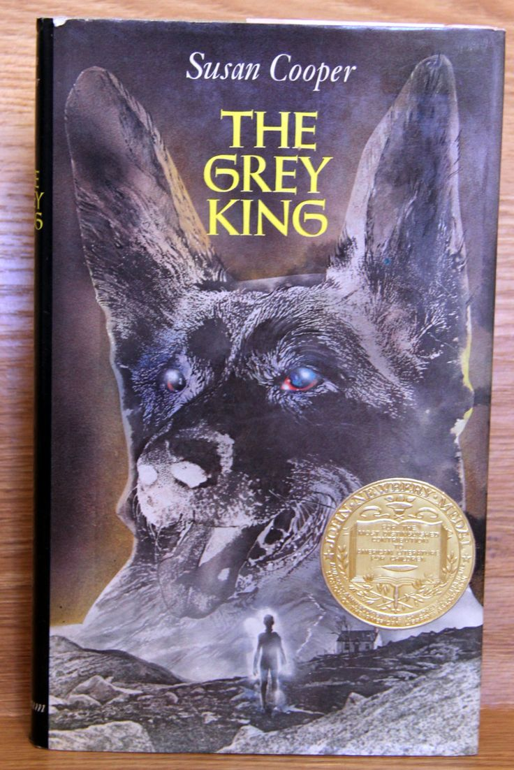 The Grey King by Susan Cooper - Hard Cover with Dust Jacket and Newbery Medallion affixed (10.00 USD) at NostalgiaVermont