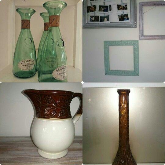 Sweet glasses and ceramics