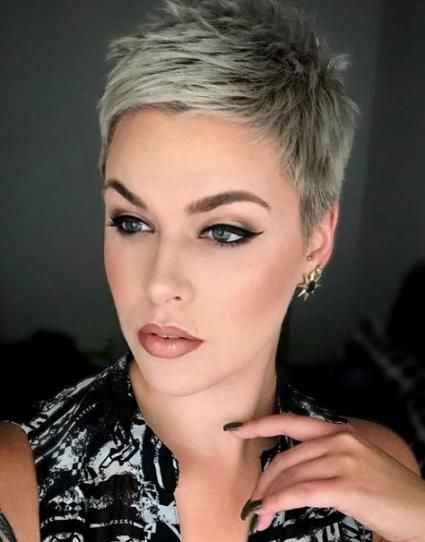 68 super ideas for hairstyles short round face blondes