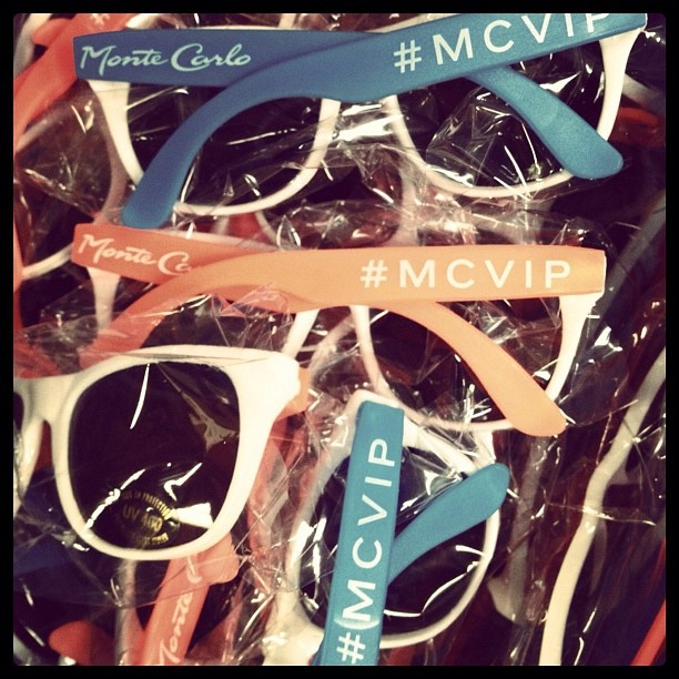 The Pools   #MCVIP Sunglasses   July 5, 2012