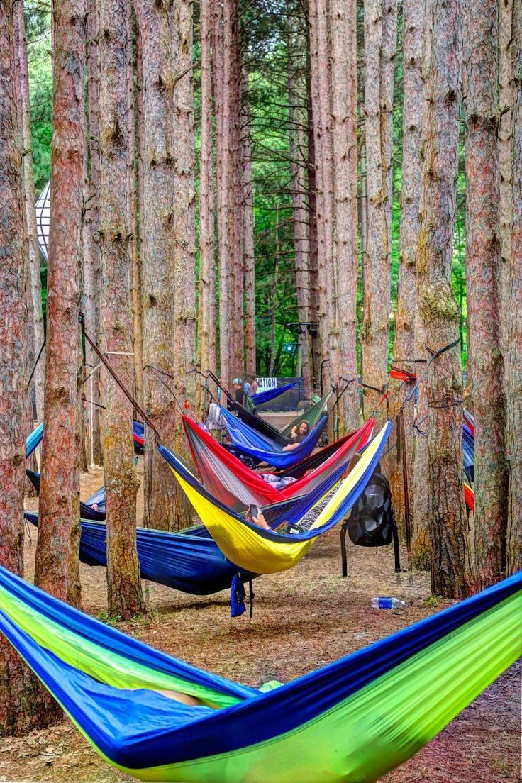 Electric Forest, Rothbury MI