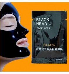 Porrengöraren den kända ansiktsmasken (rengör porer på ett enkelt sätt)