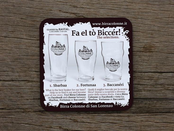 Golden Ale   Sottobichieri Campagna 'Fa el tò Bicér'   50 cl (0,5 l)