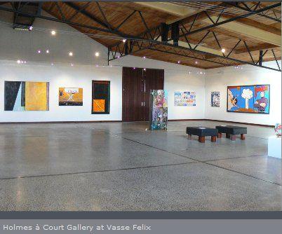 Art Gallery for Hire...adjoins Vase Felix