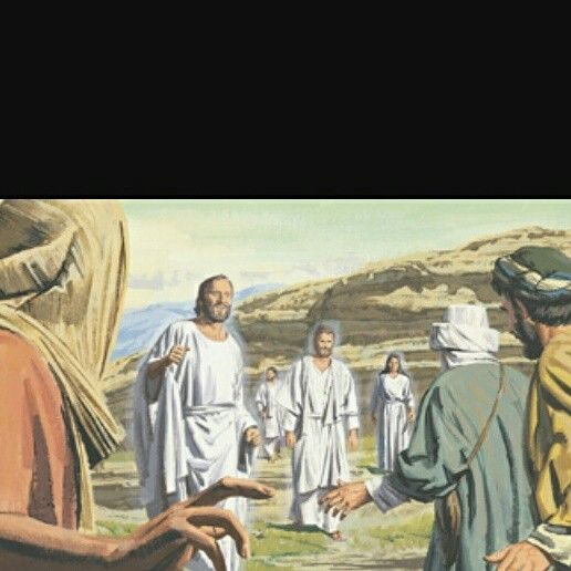 A story of joseph and his relation to jesus christ