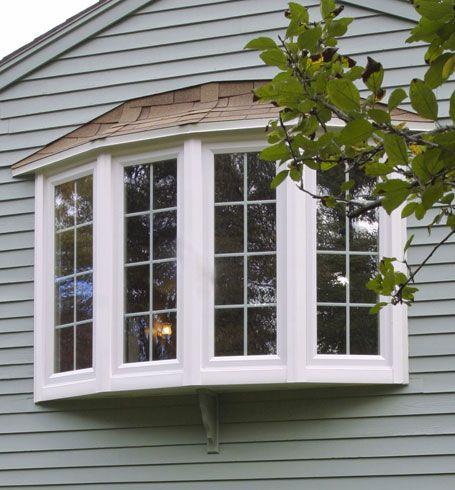 Bow Window- Like bay windows with a curved shape | bow ...