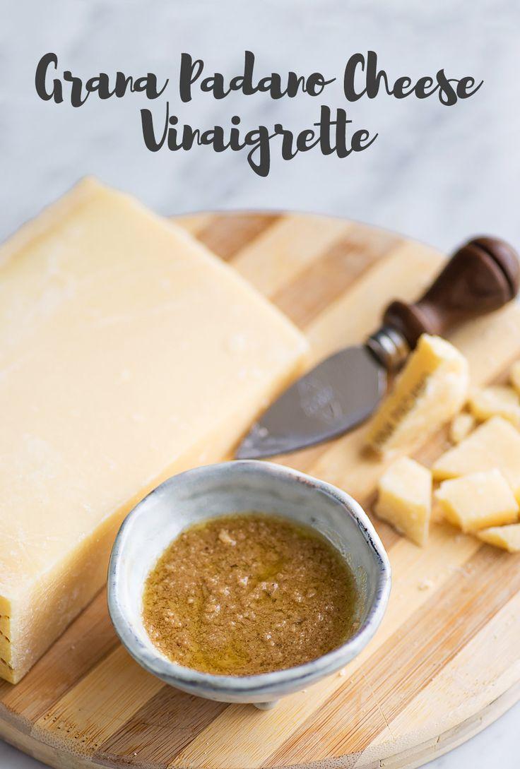 Chicken Salad with Grana Padano cheese Vinaigrette