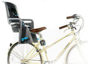 Thule rideAlong - Baby / child bike seat finder and reviews - Cool Biking Kids