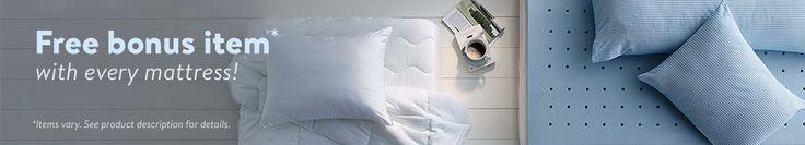 free bonus item with every mattress!