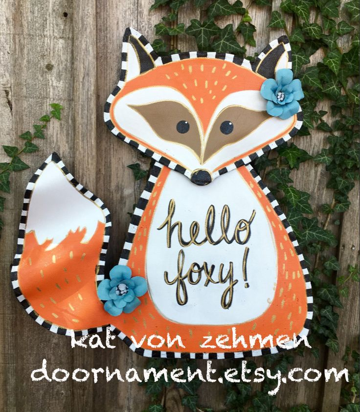 A personal favorite from my Etsy shop https://www.etsy.com/listing/466580488/fall-door-hanger-mackenzie-childs