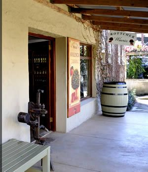 Rottcher Wineries in White River, Mpumalanga. Go wine tasting!