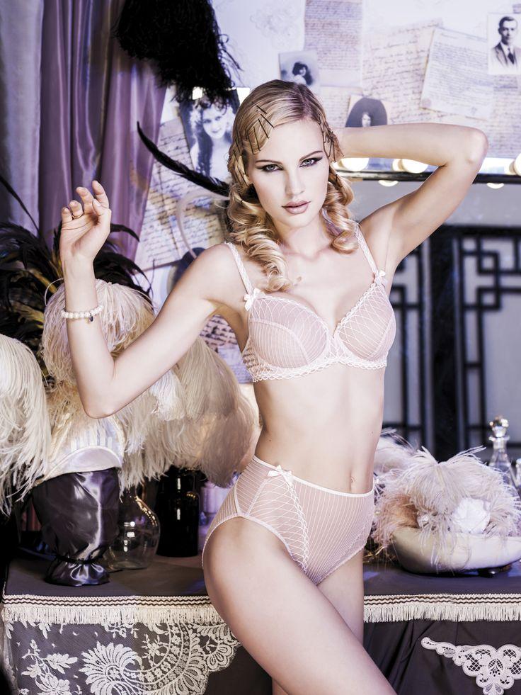 La lingerie rose vie
