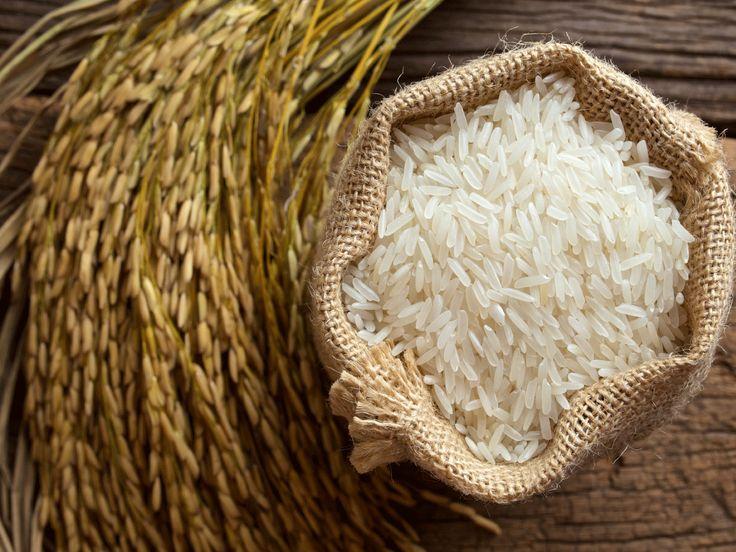 Uzdravte se za pomocí rýže