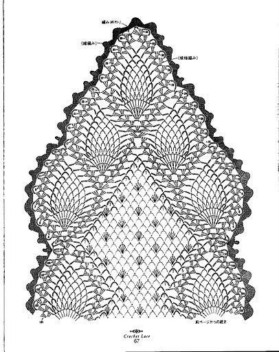 BethSteiner: Caminho de mesa em crochê