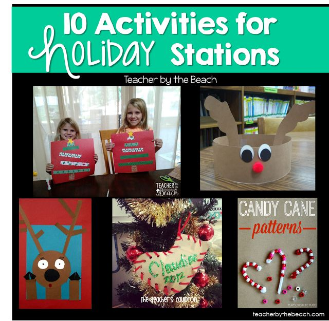 holiday stations for theme days