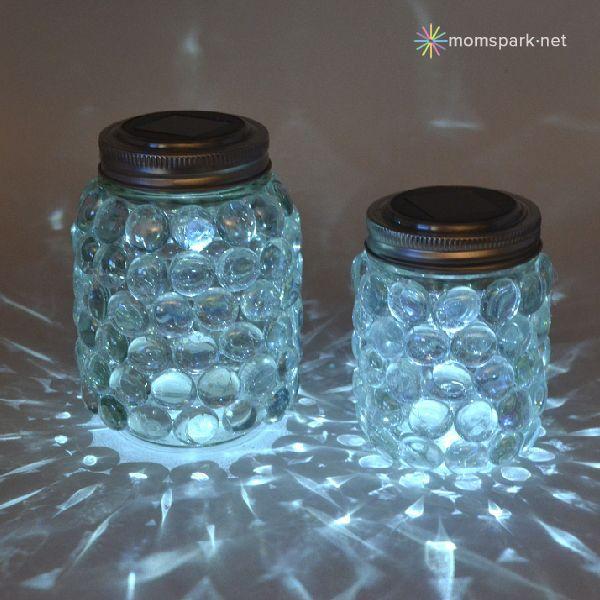 DIY: Easy Mason Jar Luminaries   Mom Spark™ - A Trendy Blog for Moms - Mom Blogger