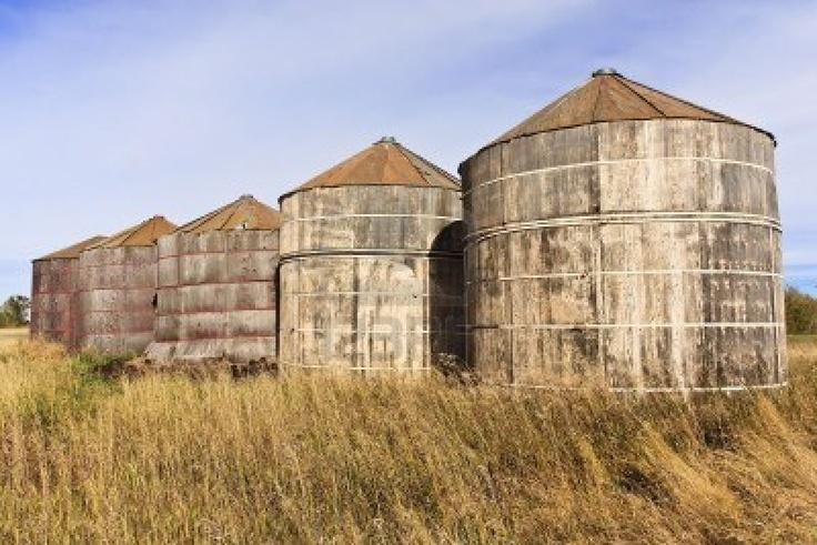 Wood Grain Storage : Best images about old grain bins on pinterest steel