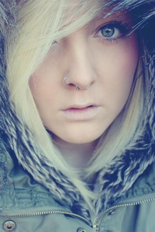 Totally a fan of the mini septum ring.