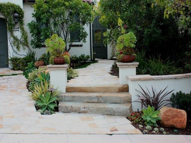 28 beautiful small front yard garden design ideas small - Beautiful small front gardens ...