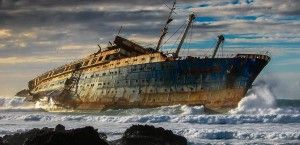 38 luoghi abbandonati tra i più spaventosi al mondo. Da brivido