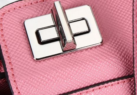 -2014 Cheap Prada Twin Saffiano Cuir tote Pink,Prada bags 2014 on sale