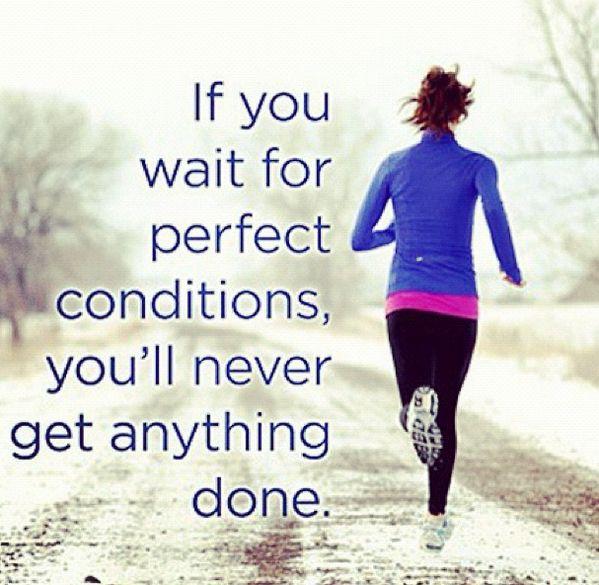 Stop procrastinating.
