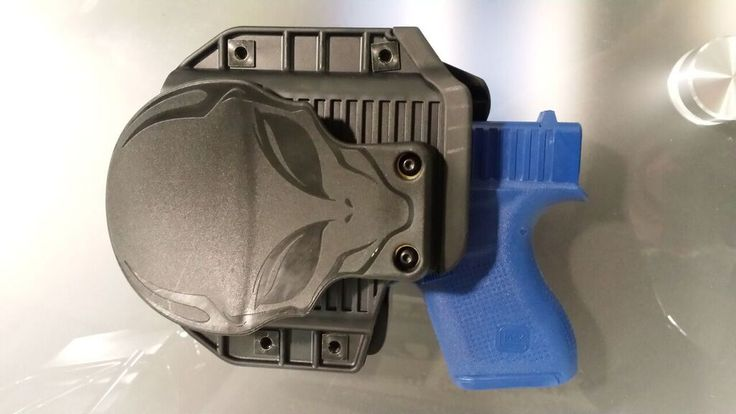 SHOT Show 2016 | Alien Gear Paddle Holster