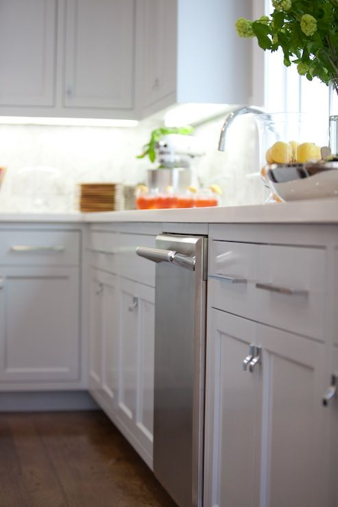 Marsh And Clark   Kitchens   Light Gray Cabinets, Light Gray Kitchen  Cabinets, White