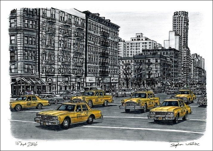 Stephen Wiltshire | Cityscapes: Fighting Autism With Art