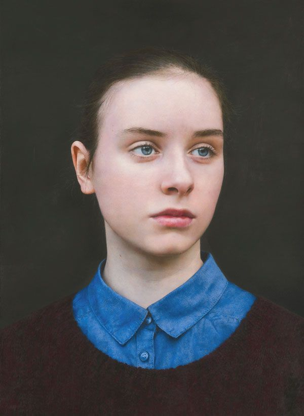 Exhibition Highlights − BP Portrait Award 2015 − On Now & Coming Soon − Exhibitions − What's On − National Galleries of Scotland