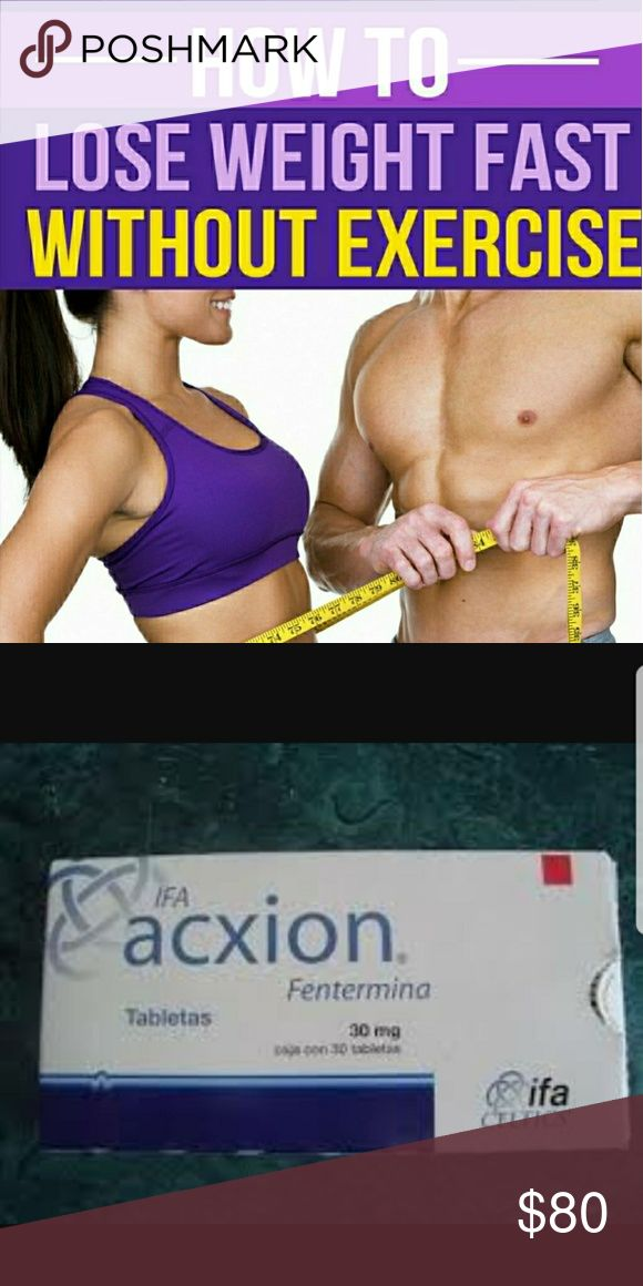 Acxion pills - (5 boxes) Pastillas para perder peso Other