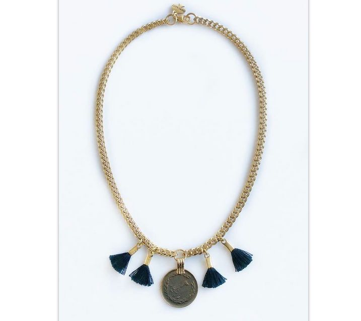 Image of Fringe Oasis Necklace