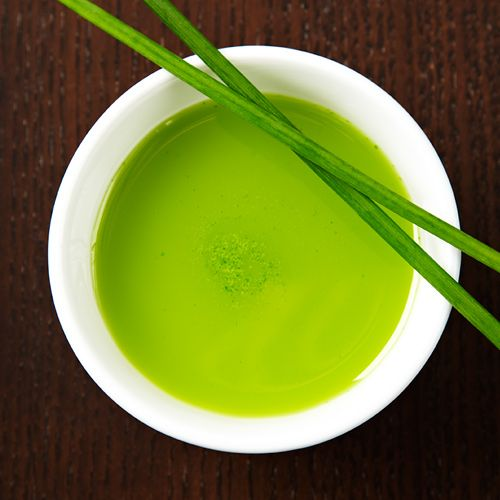 Chive Oil - Clean Eating
